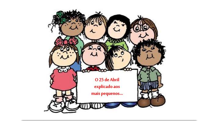 abril aos pequeninos