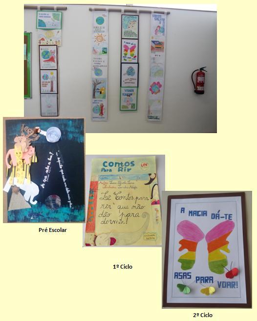 Cartazes blogue